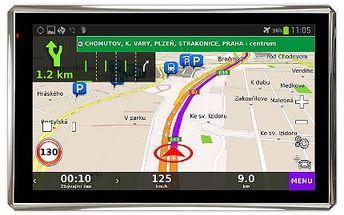 GPS navigace a tablet v jednom: XtechNavi EU5029A,