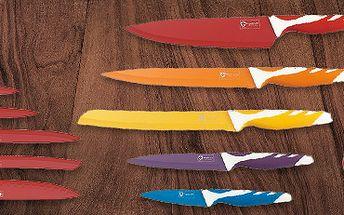Exkluzivní sada nožů do vaší kuchyně: krájejte jako profesionál! Výběr z 6 sad.