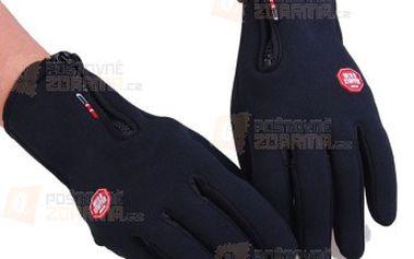 Zimní cyklistické rukavice a poštovné ZDARMA! - 29914137