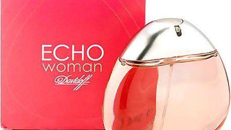 Davidoff Echo woman 100ml Deodorant W