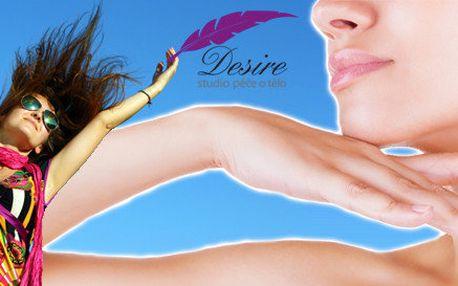 Zbavte se podbradku a povislé kůže na pažích - zpevněte svou pokožku
