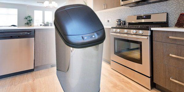 Bezdotykový odpadkový koš SENZOR s doručením zdarma