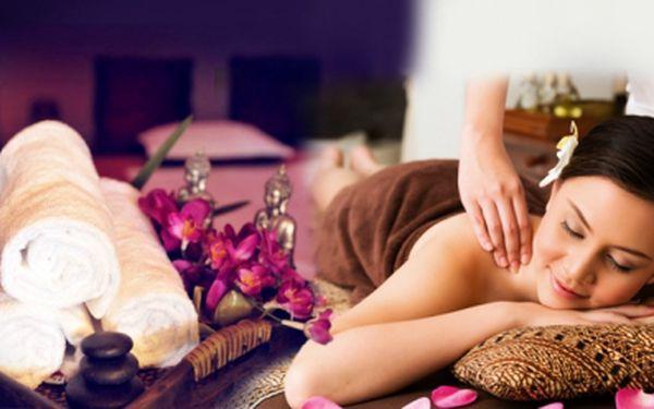 ZBAVTE SE STRESU! Jednou z THAJSKÝCH MASÁŽÍ v délce 60 minut již od 299 Kč/Praha Průhonice-Čestlice! Zvolte klasickou thajskou masáž, nebo relaxační olejovou thajskou masáž a uvolněte se v unikátním pražském salónu!