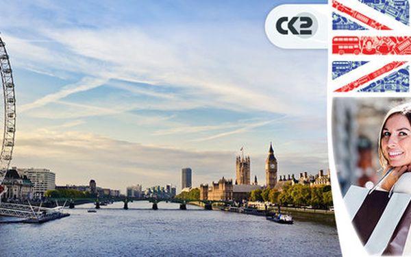 Výlet do Londýna za podzimními nákupy