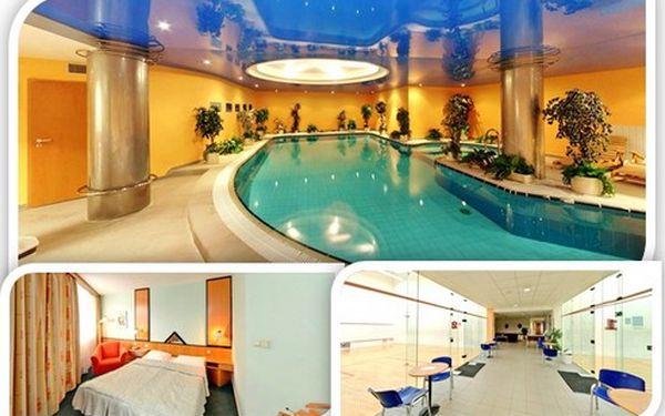 Romantický pobyt ve 4 hvězdičkovém hotelu Čechie Praha pro dvě osoby na jednu noc za skvělých 1350 Kč. Cena zahrnuje ubytování v pokoji superior pro 2 osoby, snídani, vstup do relaxačního bazénu a sauny, láhev vína a sladké překvapení na pokoji.