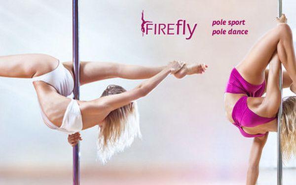 Firefly pole dancers