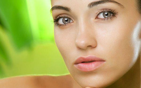 Kosmetické ošetření 2v1 ultrazvukem a galvanickým proudem a ampule jako bonus