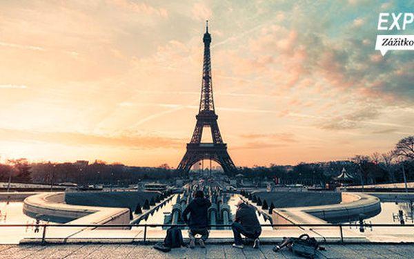 4denní zájezd do Paříže a Versailles vč. ubytování