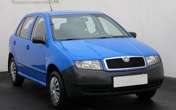 Škoda Fabia 1.2 HTP, 2.maj,ČR