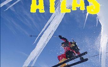 Ski atlas, nádherné fotografie, panoramatické mapy
