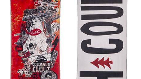 Switch Blade, červená, 163