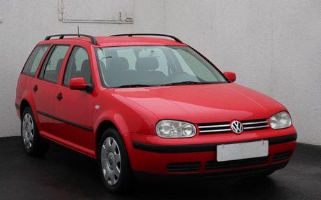 Volkswagen Golf 1.9 TDi, klima, tažné