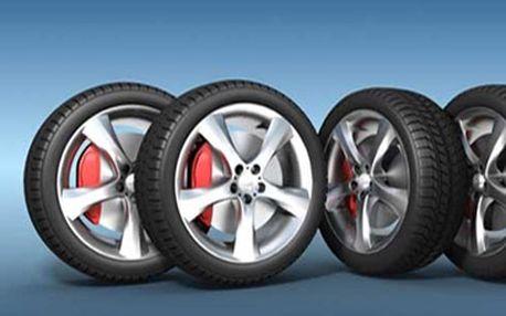 Skvělých 299 Kč za výměnu letních kol za zimní, vyvážení pneumatik a dohuštění na Vašem voze