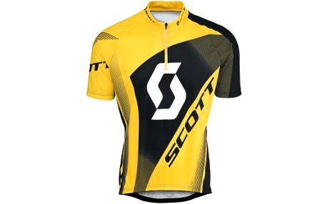 Scott SHIRT AUTHENTIC S-SL žlutá M