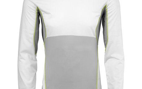 Shirt Next2skin l/sl Light Grey, šedá, XL