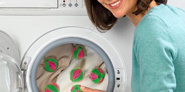 Míčky proti žmolkům - oblečení jako nové! Bez žmolků, uzlíků a chlupů domácích mazlíčků!