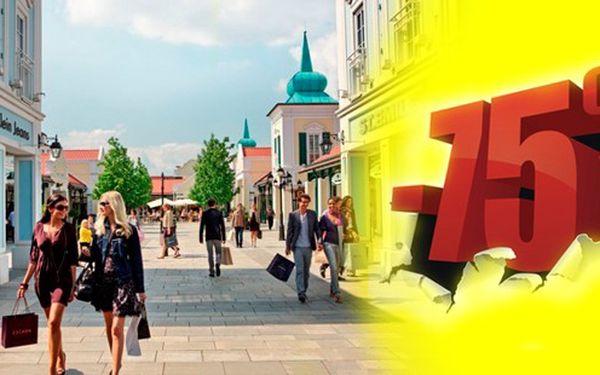 zájezd za superlevami, Parndorf