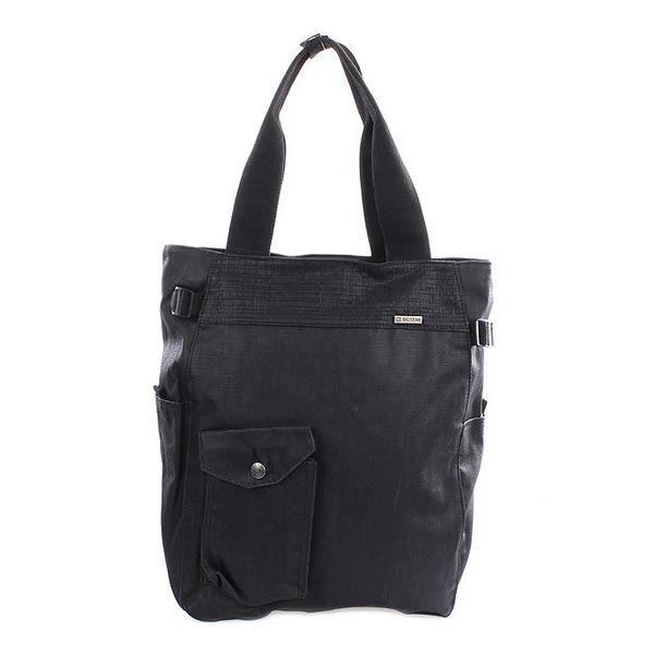 Pánská černá taška na zip Big Star