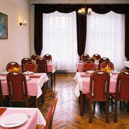 3denní léčebný lázeňský pobyt pro 2 v hotelu Sevilla*** ve Františkových Lázních