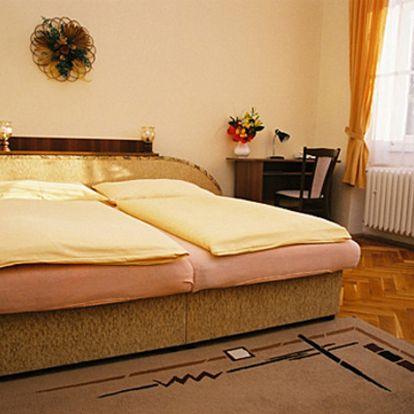 5denní léčebný lázeňský pobyt pro 2 ve Františkových Lázních v hotelu Sevilla***