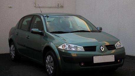 Renault Mégane 1.6 16V, Serv.kniha, klima