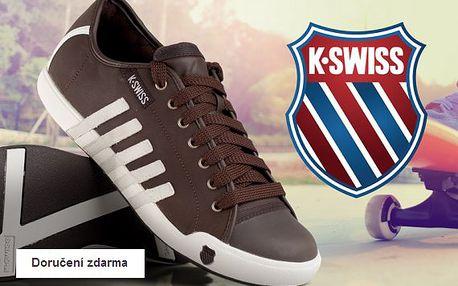 Kvalitní americké tenisky K-Swiss