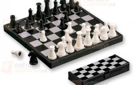 Cestovní magnetické šachy a poštovné ZDARMA s dodáním do 3 dnů! - 29806697