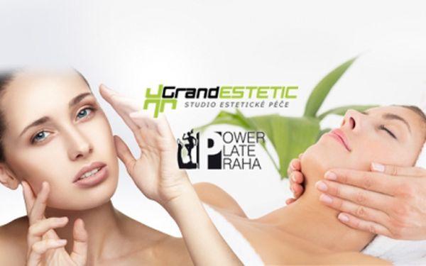 KRÁSNÁ A ZÁŘIVÁ PLEŤ I V CHLADNÉM POČASÍ? S kosmetickým ošetřením ultrazvukem a lymfatickou masáží za 299 Kč/ Praha ANO! Využijte 60minutové ošetření pleti a jemnou masáž obličeje, krku a dekoltu, které rozjasní Vaši pleť i mysl!