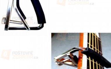 Kapodastr na kytaru a poštovné ZDARMA! - 30300779