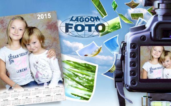 DARUJTE ORIGINÁLNÍ DÁREK! Kalendář s nejmilejší fotografií, který potěší!