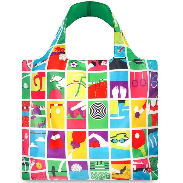 Skládací nákupní taška Games