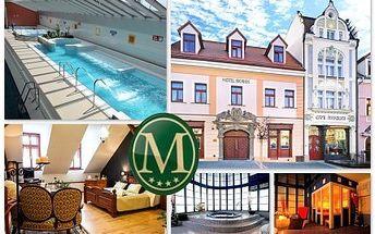 Česká Lípa: 3 dny s wellness v luxusním hotelu Morris****