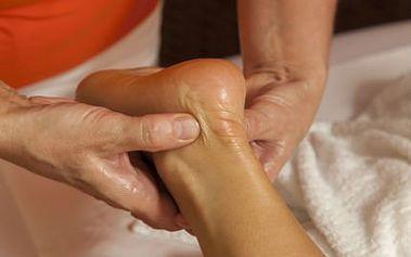 60 minut ruční lymfatické masáže i se zábalem