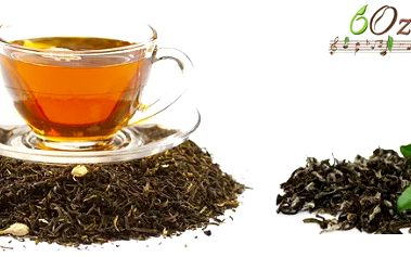 Balíček čajů zcelého světa