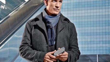 Tchibo, Ochranné pouzdro, pro iPhone 4/iPhone 4S, modré Matisse