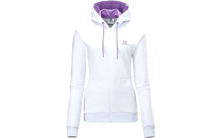Pohodlná bunda s kapucí Salomon The Way Hoodie