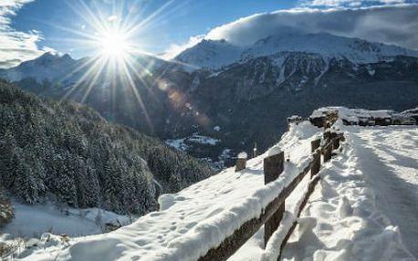 5 nebo 6 dní lyžování v italském středisku Santa Caterina!