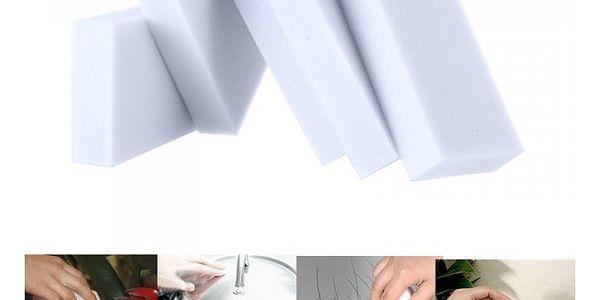 10 ks - Zázračné umývací houbičky - vyčistí všechny nečistoty bez čistících přípravků!