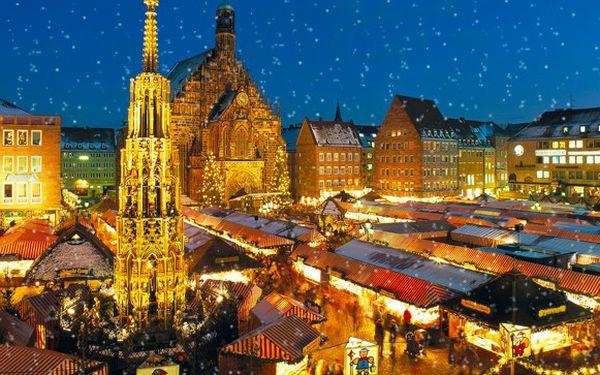 Adventní zájezd do Norimberku
