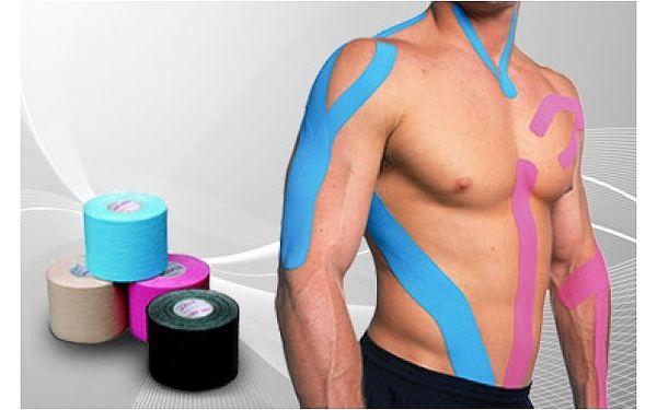 Tejpovací pásky Kinesio - okamžitá úleva od bolesti - VÝPRODEJ!