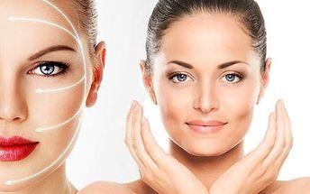 1x nebo 3x laserové ošetření obličeje, krku a dekoltu