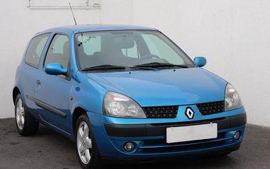 Renault Clio 1.4 16V, zámek řazení