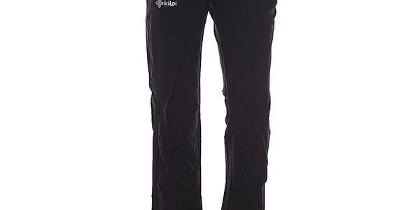 Dámské černé softshellové kalhoty Kilpi