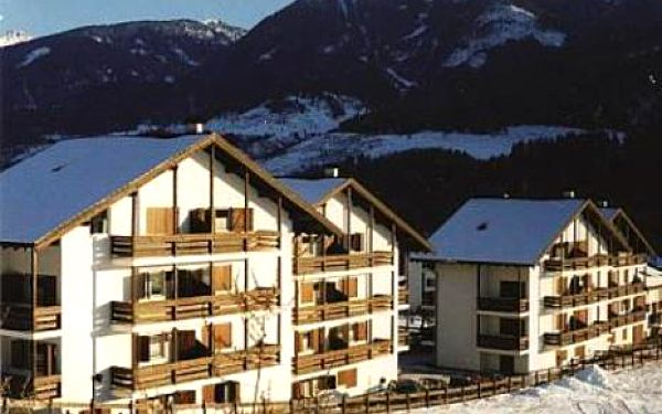 Itálie, oblast Val di Fiemme/Obereggen, bez stravy, ubytování v 3* hotelu na 8 dní