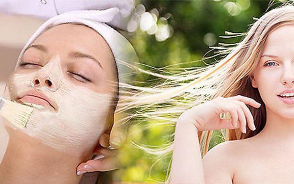 Kompletní 60minutové kosmetické ošetření pleti + ošetření biostimulačním laserem jako bonus