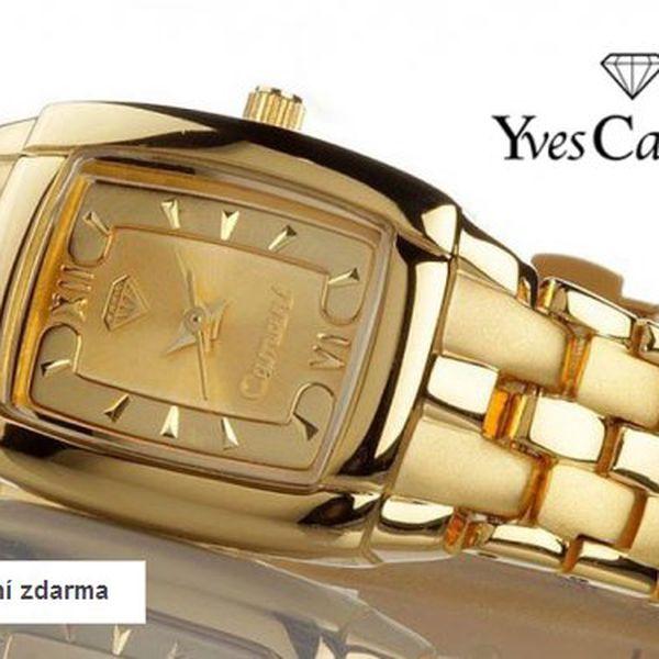 Luxusní dámské hodinky Yves Camani