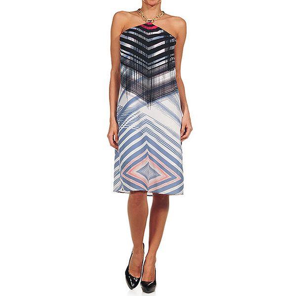 Dámské geometricky vzorované šaty Guess by Marciano