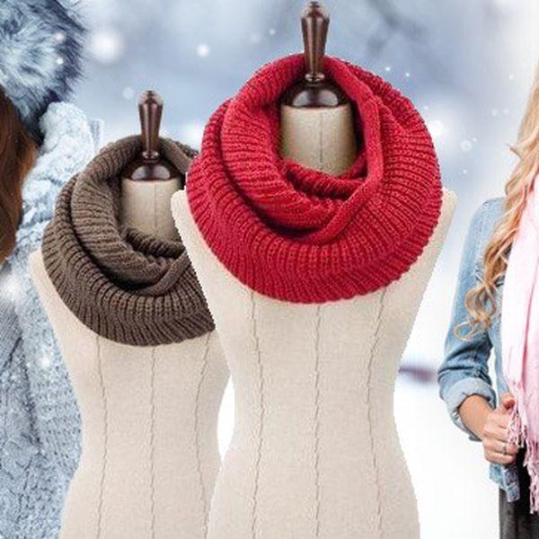 Krásné módní šály pro stylový podzim