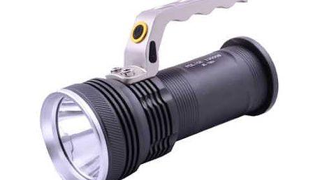 LED baterka s životností až 10 let , která je jednou z nejlepších na světě