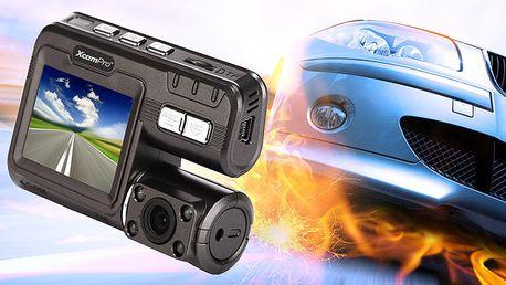Kamera do auta za skvělou cenu